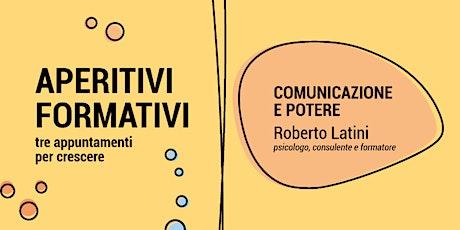 Comunicazione & Potere biglietti