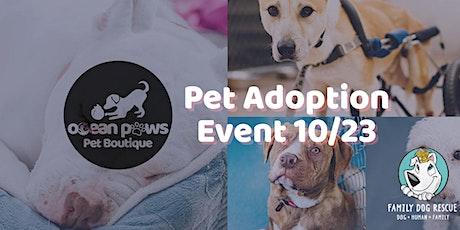 San Francisco Pet Adoption Event tickets