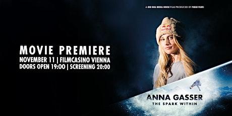 Anna Gasser - The Spark Within |  Movie Premiere Vienna Tickets