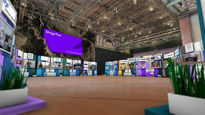 Stage Two   Livestream & Siemens Digital Experience powered by Scasa image