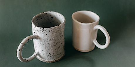 BUNBURY Not Yet Perfect - Mug Making (Hand Building) tickets