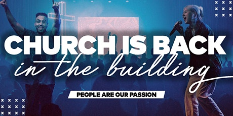 CHURCH IS BACK IN THE BUILDING tickets