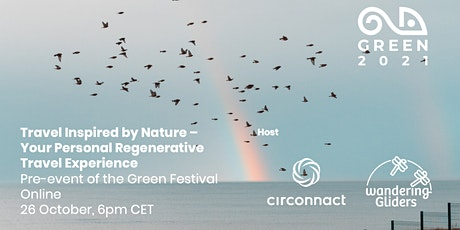 Travel inspired by nature - Your personal regenerative travel experience tickets