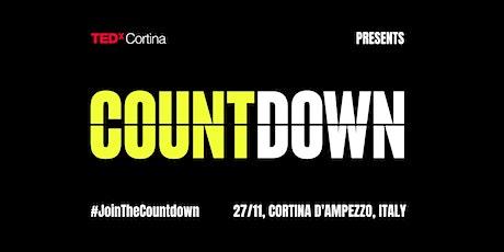 TEDxCortina -COUNTDOWN biglietti