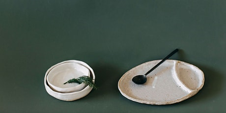 BUNBURY Not Yet Perfect - Serving Platters and Dishes Workshop tickets