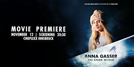 Anna Gasser - The Spark Within |  Movie Premiere Innsbruck Tickets