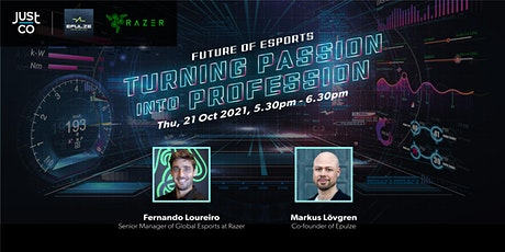 Future of Esports: Turning Passion into Profession tickets