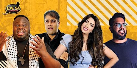 Desi Central Comedy Show - Leicester tickets
