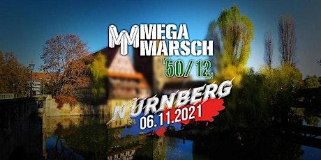 Megamarsch 50/12 Nürnberg 2021 - neue Startgruppen tickets