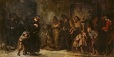 Thinking about ... 'Vagrancy in the Victorian Age' tickets