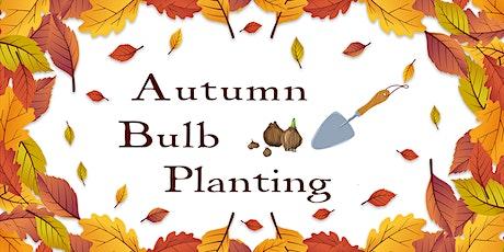 Bulb Planting at Haslingden Community Garden tickets