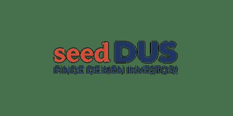 seedDUS - Finde deinen Investor #6 - Relaunch Tickets