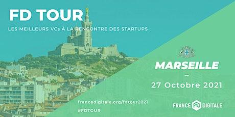 FD Tour 2021 - Marseille billets