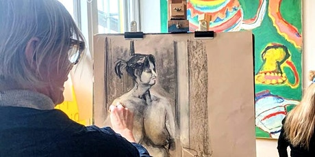 THURSDAY  Life Drawing Class   Live models   16+yrs tickets