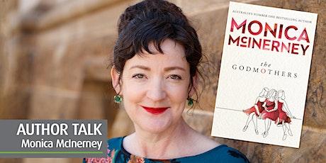 Author Talk: Monica McInerney tickets