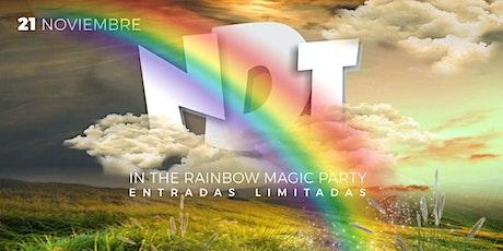 Nos Disfrazamos Todos In the Rainbow Magic Party entradas