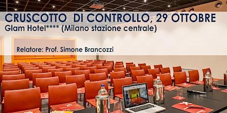BOOTCAMP  CRUSCOTTO DI CONTROLLO, in aula a Milano 29  ottobre biglietti