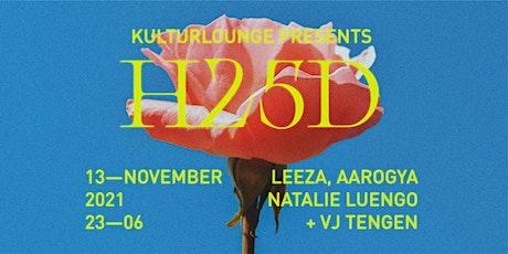 H25D // 02 Tickets