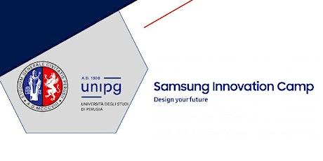 UniPG - Samsung Innovation Camp - Evento di apertura biglietti