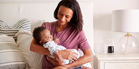 Talking Baby & Parenthood  Postnatal, Fleetville, 4 wks from 26/11/21 tickets