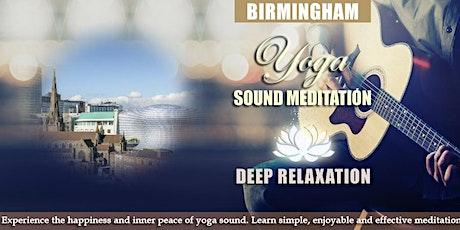 Meditation session in Birmingham tickets