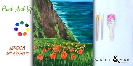 Best Painting and Wine Event in Long Beach! tickets