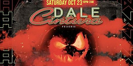 DALE CINTURA - HALLOWEEN REGGAETON PARTY @ APT 503 - SATURDAY NIGHT tickets