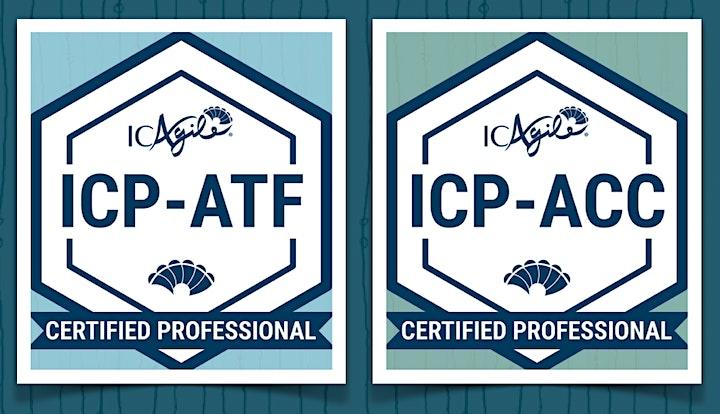 BOOTCAMP: Agile Team Facilitator + Coach (ICP-ATF + ICP-ACC) -English!: Bild