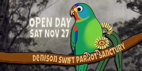 Swift Parrot Sanctuary Open Day tickets