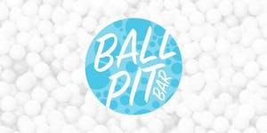 San Francisco Pop-up Ball pit Bar