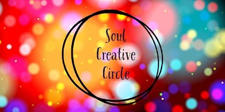 Soul Creative Circle - Live Journaling Circle tickets