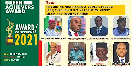 Promoting Nigeria Gross Domestic product (GDP) through effective Logistics, tickets