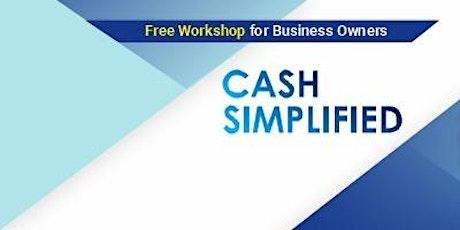 Entrepreneur Workshop with Strategies for Cashflow Challenges boletos