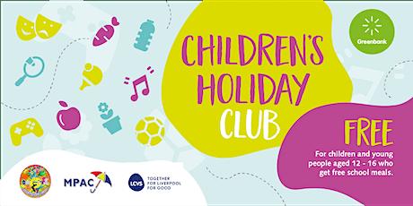 Children's Holiday Club tickets