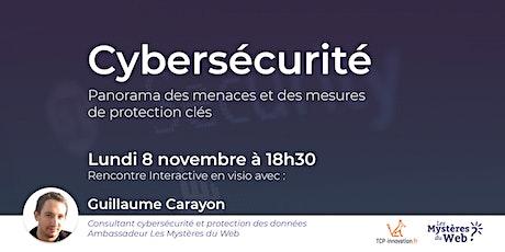 Cybersécurité | LMDW billets