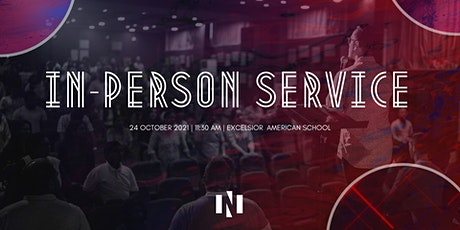 24 October 2021 | In Person Service | New Life Church tickets