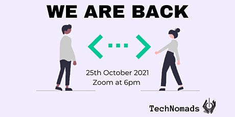 TechNomads Are Back! tickets