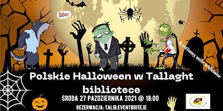 Polskie Halloween w Tallaght bibliotece tickets