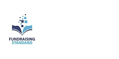 Fundraising Standard (1 November 2021) tickets