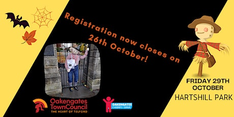 Mayor's Annual Scarecrow Competition tickets