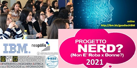 NERD 2022 (Non E' Roba per Donne) - STEM FOR WOMEN biglietti
