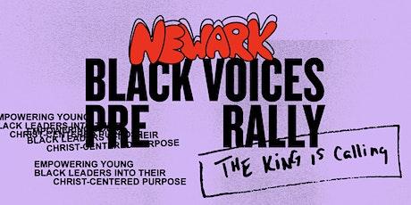 Black Voices: Newark Pre-Rally tickets