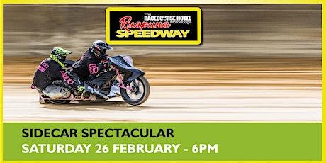 Sunday 26 February 2022 - Sidecar Spectacular tickets