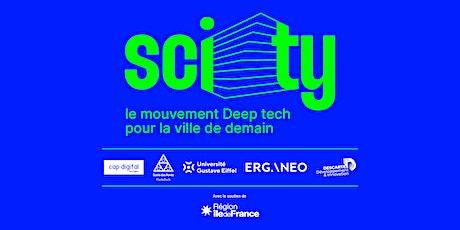 SCI.TY — l'événement Deep tech pour la ville de demain billets
