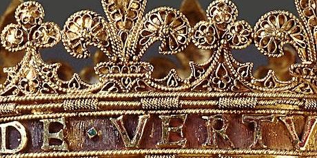 Book Launch: Queens & Queenship tickets
