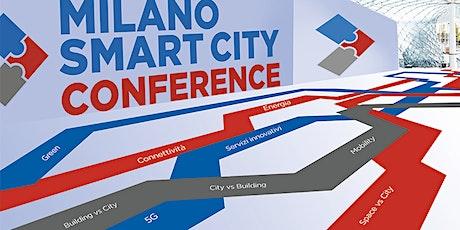 Milano Smart City Conference 2021 biglietti