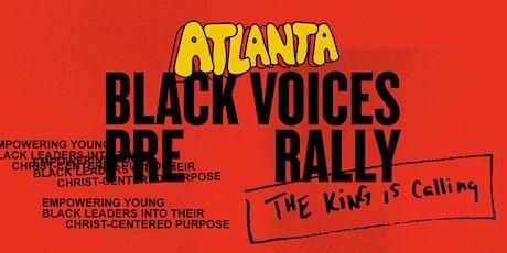 Black Voices: Atlanta Pre-Rally tickets