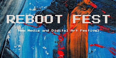 Reboot Fest 2021 bilhetes