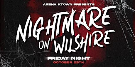 Nightmare on Wilshire: Hip Hop Halloween Party (21+) tickets