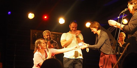 Tempel Slam #65 - Der Poetry Slam auf dem RAW-Gelände! Tickets